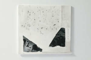 Plaster, Japanese sumi ink | 320 x 300 mm (12.5 x 11.8 in) | 2006