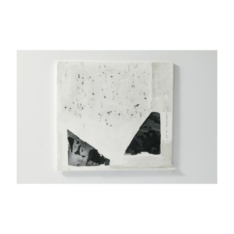 Plaster, Japanese sumi ink | 320 x 300 mm (14.1 x 9.84 in) | 2006